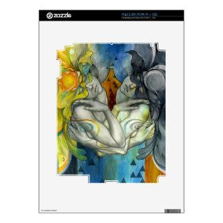 duality iPad 2 decal