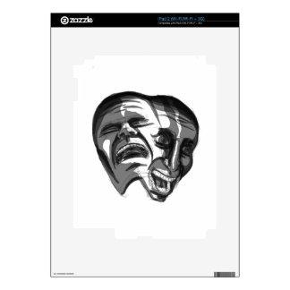 Duality iPad 2 Skins