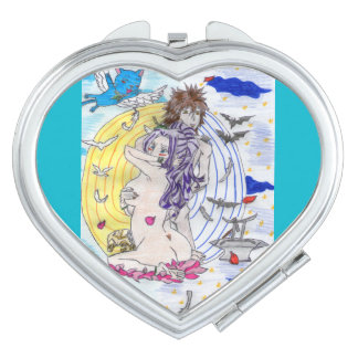 Duality of Gémaux Compact Mirror