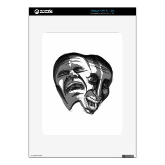 Duality Skins For iPad