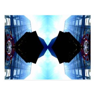 Duality - Urbanscape Postcard