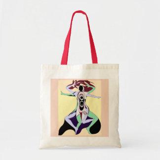 duality you tote bag