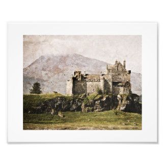 Duart Castle Photo Print