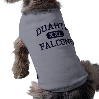 Duarte - Falcons - High School - Duarte California Pet Shirt