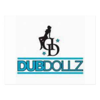Dub Dollz Postcard