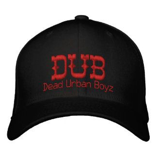 [DUB]Nation, Dead Urban Boyz By Zombiesniper23 Embroidered Baseball Cap