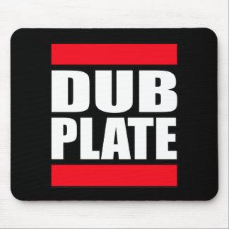 Dub Plate Dubplate Mousepads