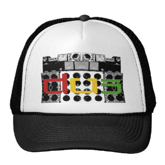 dub sound system Cap Trucker Hat
