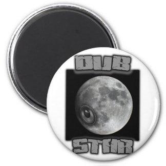 DUB STAR Dubstep shirts Magnet