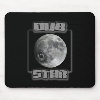 DUB STAR Dubstep shirts Mouse Pad