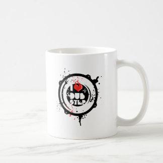 dub step coffee mug