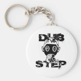 Dub Step Keychains