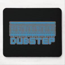 DUB STEP MOUSE PAD