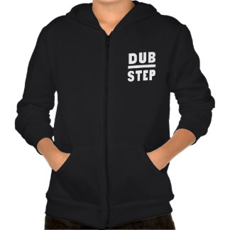 Dub Step Hooded Pullover