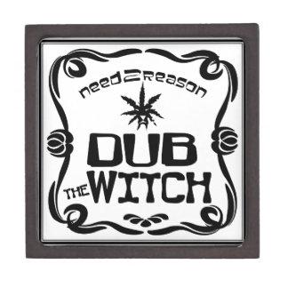 Dub the Witch Jewelry Box