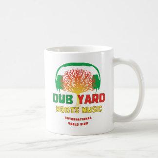 Dub Yard Roots Music Classic White Coffee Mug