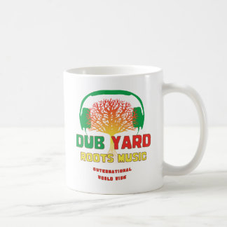 Dub Yard Roots Music Coffee Mug