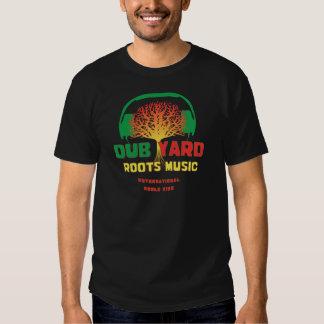 Dub Yard Roots Music T-Shirt