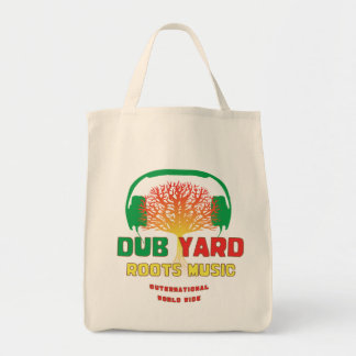 Dub Yard Roots Music Tote Bags