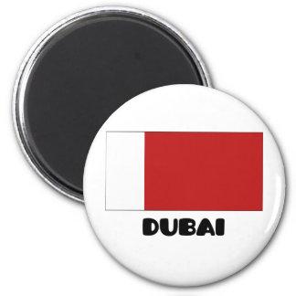 Dubai 2 Inch Round Magnet