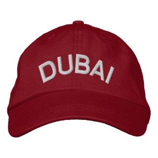 Dubai* Adjustable Hat Embroidered Hats