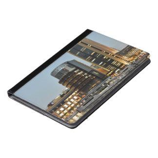 Dubai architecture at night iPad air case