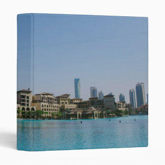 Dubai architecture binder