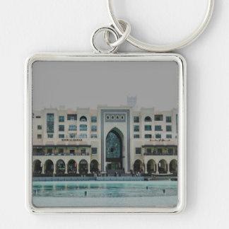 Dubai architecture keychain