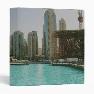Dubai Binder