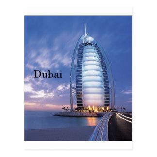 Dubai Burj Al Arab Hotel (by St.K) Postcard