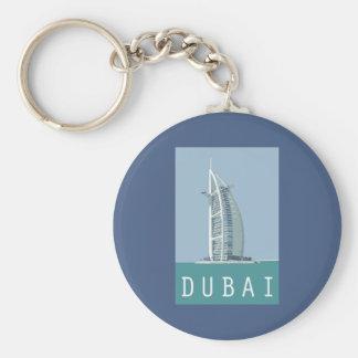 Dubai Burj al Arab Keychain