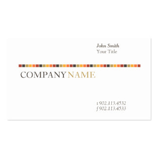 Dubai Double-Sided Standard Business Cards (Pack Of 100)