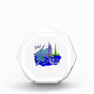 dubai city blue graphic travel design.png award