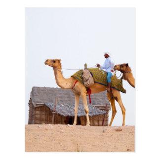 Dubai desert postcard