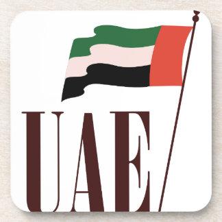 Dubai Flag UAE Coaster