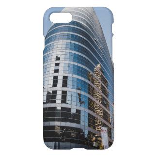 Dubai glass skyscraper iPhone 8/7 case