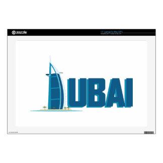 Dubai Hotel Skins For Laptops