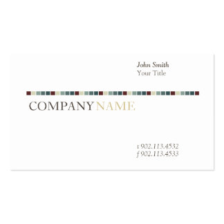 Dubai ii Double-Sided standard business cards (Pack of 100)