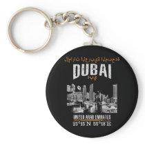 Dubai Keychain