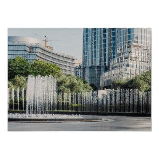 Dubai Mall fountain Card