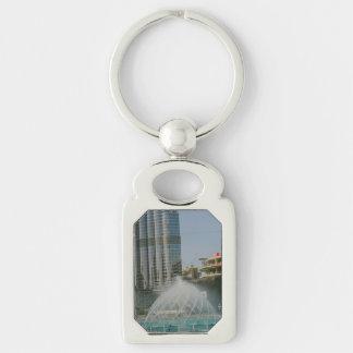 Dubai Mall fountain Keychain