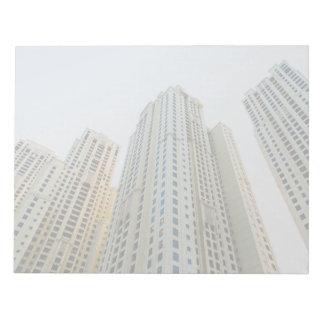 Dubai Marina architecture Notepad
