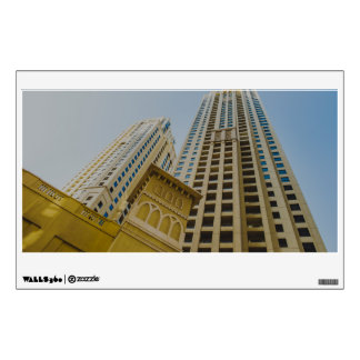 Dubai Marina architecture Wall Sticker