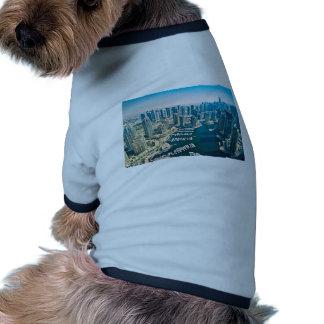 Dubai Marina Dog Tee Shirt