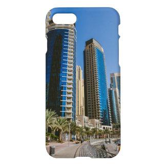 Dubai Marina skyscrapers iPhone 8/7 Case