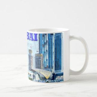 Dubai Metro Coffee Mugs