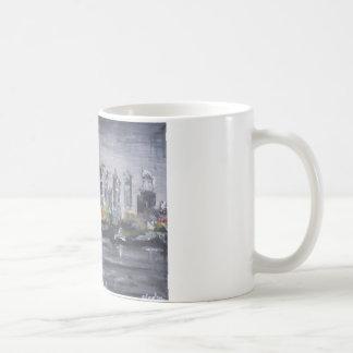 dubai night coffee mug