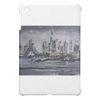 dubai night iPad mini case
