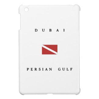 Dubai Persian Gulf Scuba Dive Flag iPad Mini Cases
