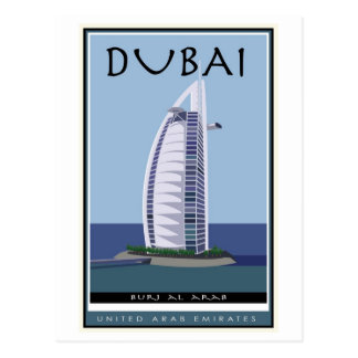 Dubai Post Cards